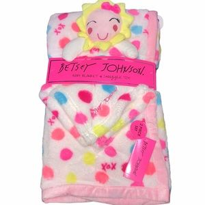 Betsey Johnson and Snuggle Toy